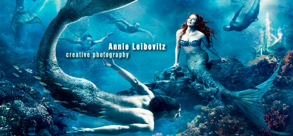 Annie Leibovitz - creative photography