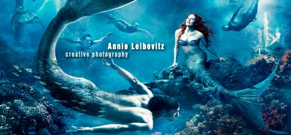 Annie Leibovitz - creative photography