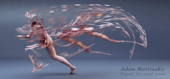 Adam Martinakis - Digital 3d visual artist